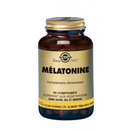 SOLGAR MELATONINE 2 mg 60 COMPRIMES