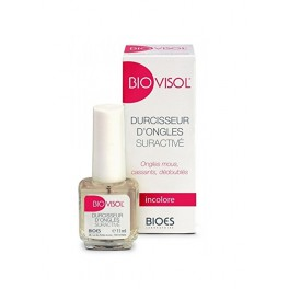 BIOVISOL ONGLES SOIN FORTIFIANT DURCISSEUR SURACTIVE 10ML