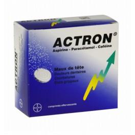 ACTRON 30 COMPRIMES EFFERVESCENTS