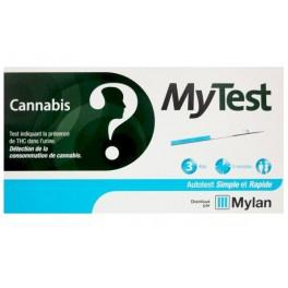MYTEST TEST PRESENCE DE THC DANS URINE