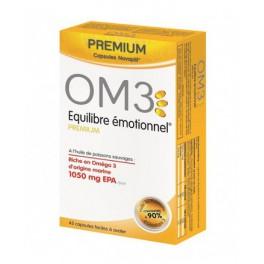 OM3 PREMIUM EQUILIBRE EMOTIONNEL BOITE 45 CAPSULES