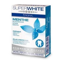 SUPERWHITE DENT MENTHE 20 GOMMES