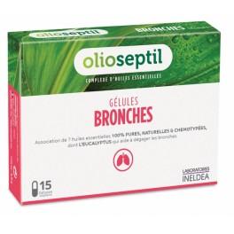 OLIOSEPTIL BRONCHE 15 GELULES