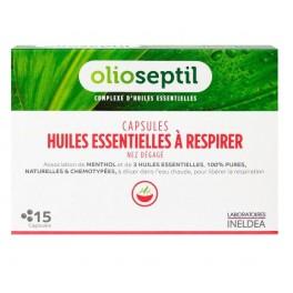 OLIOSEPTIL CAPSULE HUILE ESSENTIELLE A RESPIRER