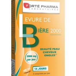 FORTE PHARMA LEVURE DE BIERE