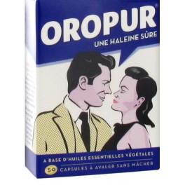 OROPUR CAPSULES HALEINE