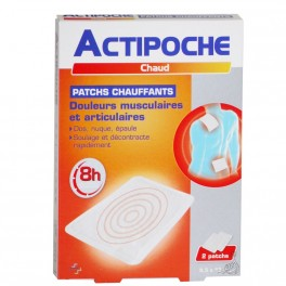 ACTIPOCHE PATCHS CHAUFFANTS