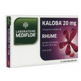 MEDIFLOR KALOBA RHUME 20MG
