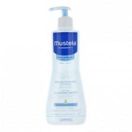 MUSTELA BB EAU NETTOYANTE SANS RINCAGE 500ml - Pharmacie ...