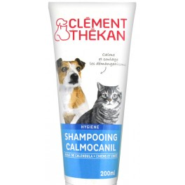 CALMOCANIL CLEMENT THEKAN SHAMPOOING CALMANt ANTID