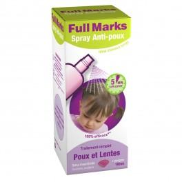 FULL MARKS SPRAY ANTI-POUX 150ML