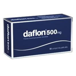 DAFLON 500MG, 60 COMPRIMES