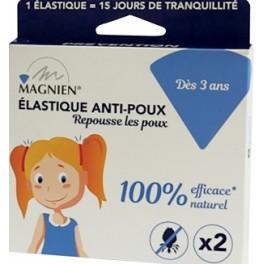 MAGNIEN élastique anti-poux B/2