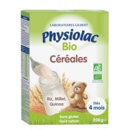 PHYSIOLAC CEREALES BIO Far B/200g
