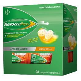 BEROCCAPEPS Cpr orod orange givr B/28