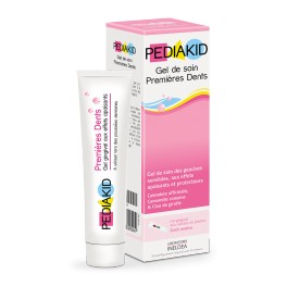 PEDIAKID Gel soin 1ères dents T/15ml