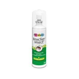 PEDIAKID BOUCLIER INSECT Sol répuls Spr/100ml