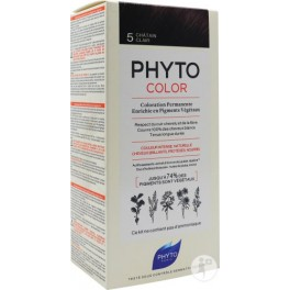 PHYTOCOLOR Kit color permanente 5