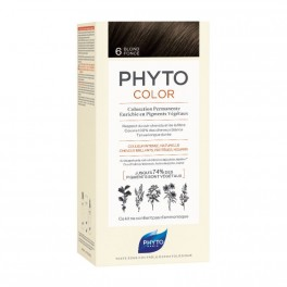 PHYTOCOLOR Kit color permanente 6