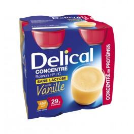 DELICAL BOISS HPHC LA Nutrim vanille 4/200ml