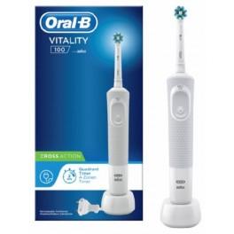 ORAL B VITALITY 100 Brosse à dents électrique cross action