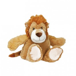 COZY JUNIOR LION BOUILL PELUCHE GRAIN