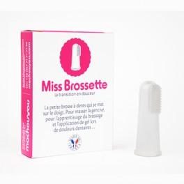 MISS BROSSETTE Dgtier brosse à dents