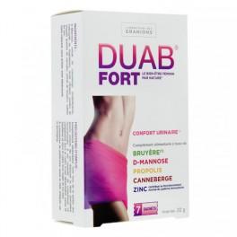 DUAB FORT Pdr sbuv 7Sach/3,14g