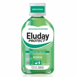 ELUDAY PROTECT BAIN BOUCHE 500ML