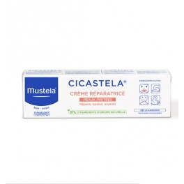 MUSTELA CICASTELA CR REPAR 40ML