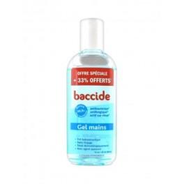 BACCIDE GEL MAIN S/RINC BLEU 100ML