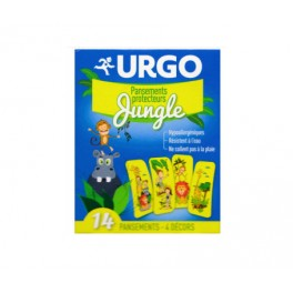 URGO Pans protect Enf jungle B/14