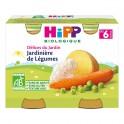 HIPP JARDINIÈRE DE LÉGUMES 2X190G
