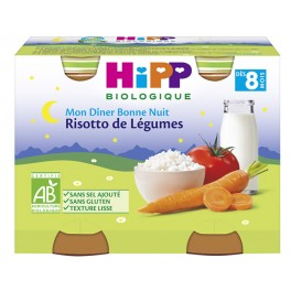 HIPP GRATIN LASAGNE CELERI 190G X2
