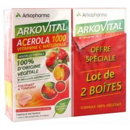 ARKOPHARMA ACEROLA 1000 30X2