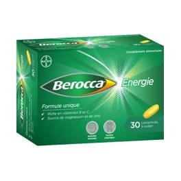 BEROCCA ENERGIE CPR PELLICULE 30