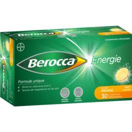 BEROCCA ENERGIE ORANGE CPR EFF 30