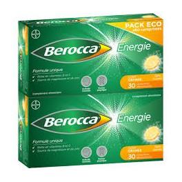 BEROCCA ENERGIE ORANGE CPR EFF 60