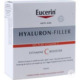 EUCERIN HYALURON-FILLER Sérum Vit C 3Fl/8ml