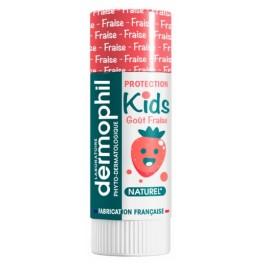 DERMOPHIL INDIEN KIDS Stick lèvre fraise 4g