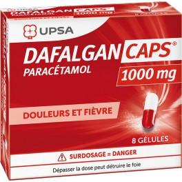 DAFALGANCAPS 1000MG GEL8