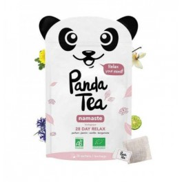 PANDA TEA NAMASTE SACHET 28
