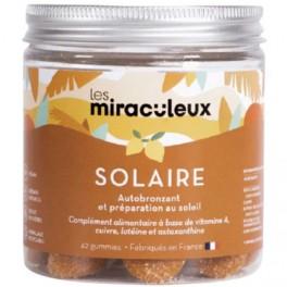 LES MIRACULEUX SOLAIRES GUMMIES 42