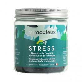 MIRACULEUX STRESS GUMMIES X42