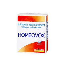 HOMEOVOX 60 COMPRIMES