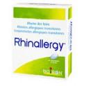 RHINALLERGY, 40 comprimés