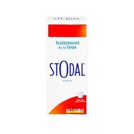 STODAL,  SIROP + GOBELET DOSEUR