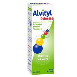 ALVITYL DEFENSES SANS SUCRE FLACON 240ML