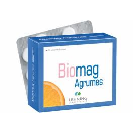 BIOMAG AGRUMES 90 COMPRIMES