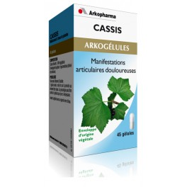 ARKOGELULES CASSIS X45